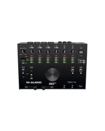 M-AUDIO AIR 192-14 Interfaccia audio/MIDI USB 8-In / 4-Out con qualità sonora a 24-bit / 192kHz