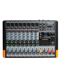 TECHNOSOUND MF48 B / MP3 MIXER 8 CH BLUETOOTH MP3