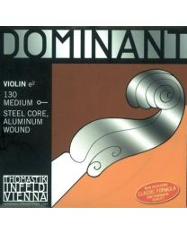 THOMASTIK DOMINANT CORDA SINGOLA PER VIOLINO 130 MEDIUM RE D 633.616