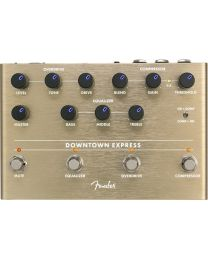 Fender DOWNTOWN EXPRESS BASS MULTI-EFFECT PEDAL pedale