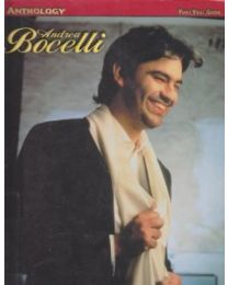 ANDREA BOCELLI ANTOLOGY (PIANO,VOCAL,GUITAR) CARISCH EDITORE