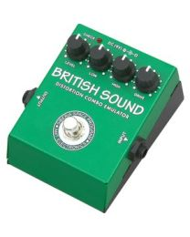 AMT ELECTRONICS BRS BRITISH SOUND DISTORTION PRODOTTO ESPOSTO
