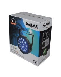 KARMA LED PAR27 FARO LED multicolore