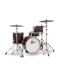 Gretsch CT1-J484-SAF  Shell-set Catalina Club Satin Antique Fade  batteria acustica