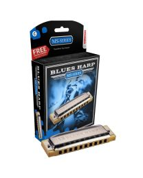 HOHNER BLUES HARP ARMONICA IN B SI