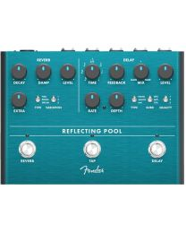 Fender Reflecting pool Delay & Reverb Tap tempo