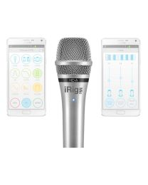 IK MULTIMEDIA iRig Mic HD-A MICROFONO A CONDENSATORE DIGITALE PER ANDROID E PC