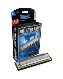 HOHNER ARMONICA BIG RIVER IN SI G