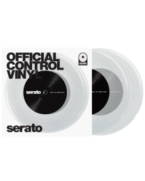 SERATO SCV-PS-CLE-7 7'' Serato Standard Colors Clear