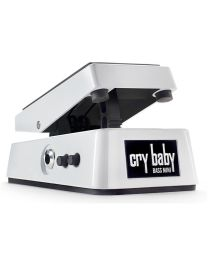 DUNLOP CBM105Q CRY BABY MINI BASS WHA BIANCO