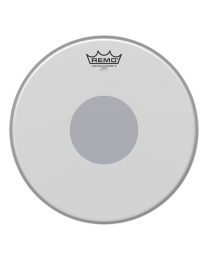 "CONTROLLED SOUND 12"" X PELLE SABBIATA CON BLACK DOT REMO CX 0112 10"