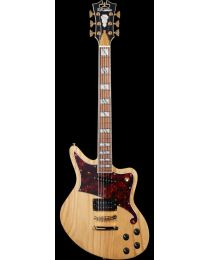 D'ANGELICO DELUXE BEDFORD NATURAL - SWAMP ASH CHITARRA ELETTRICA