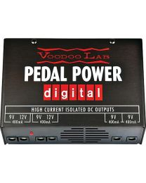 VOODOO LAB PEDAL POWER DIGITAL ALIMENTATORE PER PEDALI