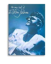 THE VERY BEST OF ELTON JOHN 29 TESTI CON ACCORDI CARISCH EDITORE
