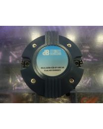DB TECHNOLOGIES AEB CD-01-08-34 TWEETER DRIVER HF
