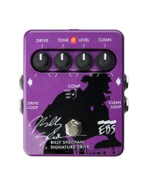 EBS BSS BILLY SHEEHAN SIGNATURE DRIVE PEDAL COMPRESSORE / DISTORSORE PER BASSO