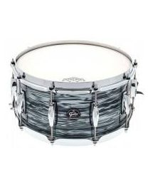 GRETSCH RENOWN MAPLE RULLANTE 14X5.5 SILVER OYSTER PEARL