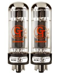 GT GROOVE TUBE  VALVOLA EL34 M DUETTO RATING 7