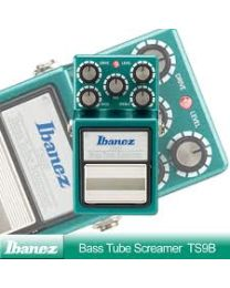 IBANEZ TS9B TUBE SCREAMER PER BASSO