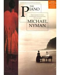 THE PIANO ORIGINAL COMPOSITIONS FOR SOLO PIANO BY MICHAEL NYMAN