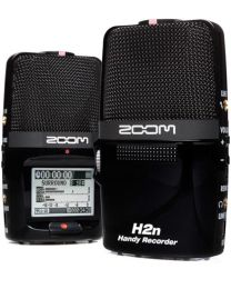 ZOOM H2n HANDY RECORDER REGISTRATORE DIGITALE PALMARE H2NEXT