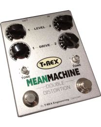 T-REX TR10033 MEAN MACHINE DOUBLE DISTORTION