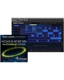 IZOTOPE 10-BTKS Kicks and Snares by BeatPort Sounds