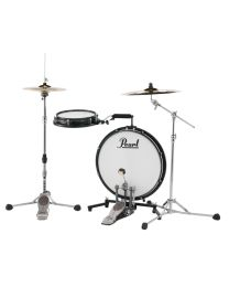 PEARL PCTK 1810 BG BATTERIA COMPACT TRAVEL KIT CON BAG INCLUSA