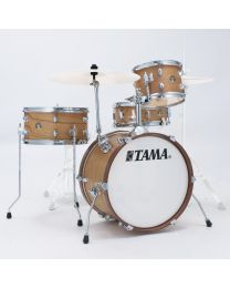TAMA LJL48S SBO SHELL VINTAGE KIT CLUB JAM NATURAL FINISH BATTERIA ACUSTICA LIMITED EDITION