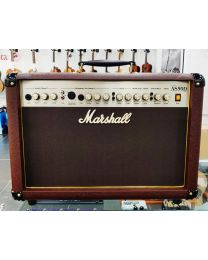 MARSHALL AS50D AMPLIFICATORE PER CHITARRA ACUSTICA 50 Watt 2x8