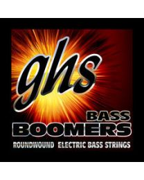 GHS BASS BOOMERS 5M DYB MUTA CORDE PER BASSO 5 CORDE 45/130 ROUNDWOUND LONG SCALE