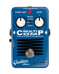 EBS MC-GE MULTI COMP GUITAR EDITION COMPRESSORE DA CHITARRA