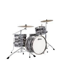 LUDWIG L24233TXDB NEUSONIC FAB DIGITAL BLACK OYSTER SE BATTERIA ACUSTICA LIMITED EDITION 2020