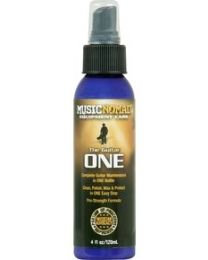 MUSIC NOMAD GUITAR ONE TUTTO IN UNO CLEANER POLISH E CERA PER CHITARRE