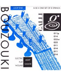 Galli B050 BOUZOUKI ELECTRIC FLAT WOUND