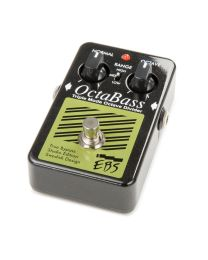 EBS OCTABASS TRIPLE MODE OCTAVE DIVIDER BLACK LABEL STUDIO EDITION