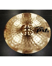 "PAISTE PST8 REFLECTOR ROCK RIDE 20"" USATO"
