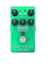 Mxr M83 Bass Chorus Deluxe EFFETTO CHORUS/FLANGER A PEDALE PER BASSO