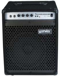 Warwick Blue Cab 40 - Combo Bass Amp, passive and active inputs, 40 Watt, 10 Bass Driver