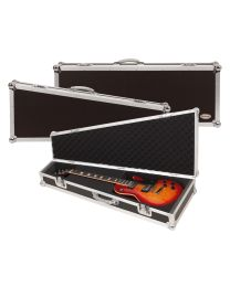 Rockgear RC 10804 B Flight Case per chitarra LP Style, Black