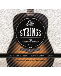 Eko Corde Chitarra Acustica Bronze 10-47 Light Set/6