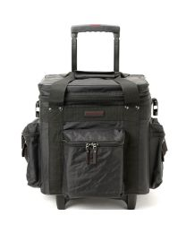 MAGMA LP BAG 100 TROLLEY BLACK RED