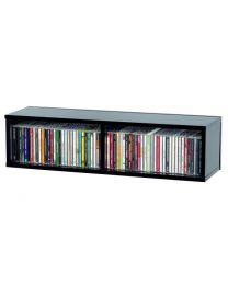 GLORIUS 218262 CD BOX 90 BLACK