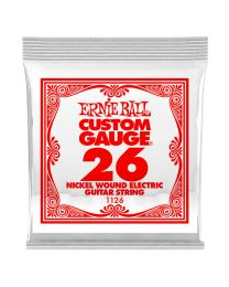 Ernie Ball 1126 Nickel Wound .026