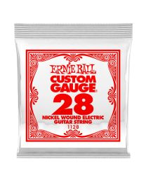 Ernie Ball 1128 Nickel Wound .028