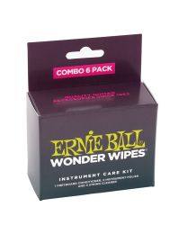 Ernie Ball Wonder Wipes Multi-pack P04279