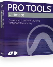 AVID PRO TOOLS 30247 PRO TOOLS | ULTIMATE 1-YEAR SOFTWARE UPDATES + SUPPORT PLAN (REINSTATEMENT) - EDUCATION PRICING