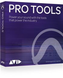 AVID PRO TOOLS 30260 PRO TOOLS 1-YEAR SUBSCRIPTION RENEWAL - EDU INSTITUTION PRICING