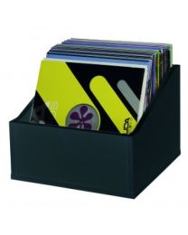 GLORIUS 219125 RECORD BOX 110 ADVANCED BLACK