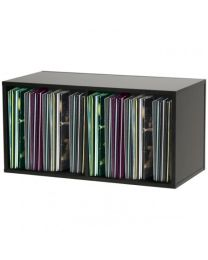 GLORIUS 217962 RECORD BOX 230 BLACK